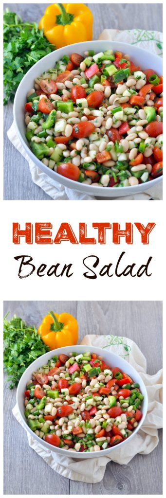Super Easy Bean Salad