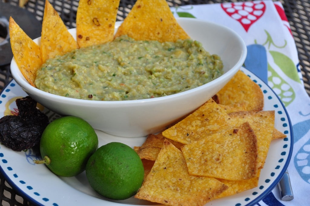 healthy corn tortilla chips