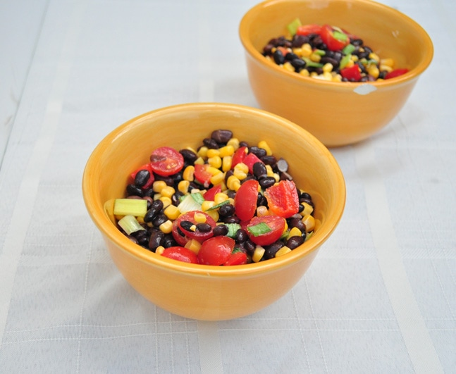 corn and bean salad FG