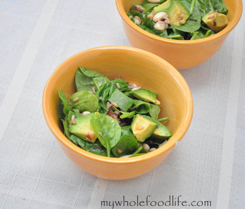 avocado sesame salad FG watermark