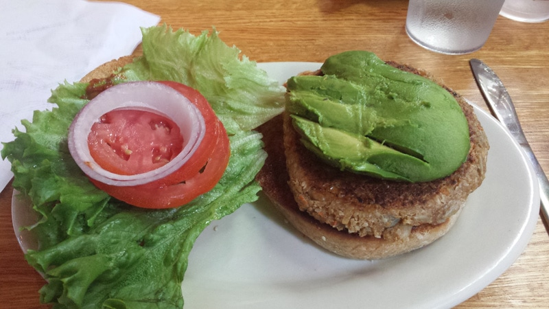 veggie burger mothers