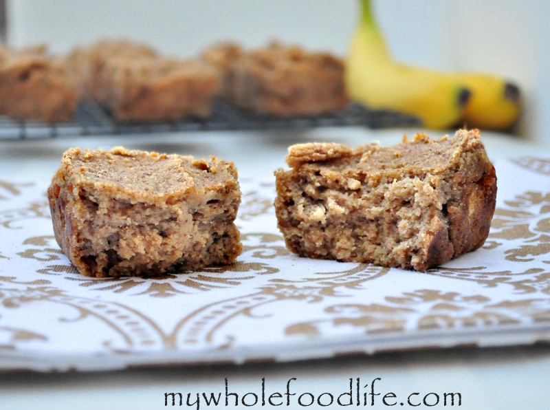 banana bread Grain Free watermark
