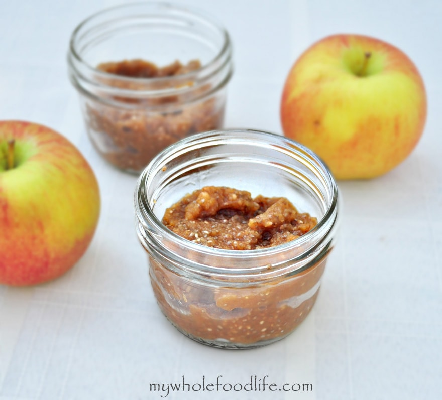 Apple Spiced Refrigerator Jam Watermark