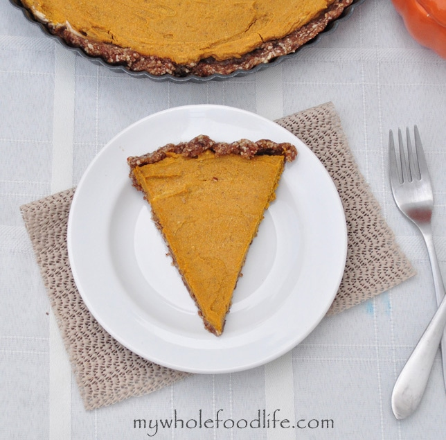 Pumpkin Tart Watermark
