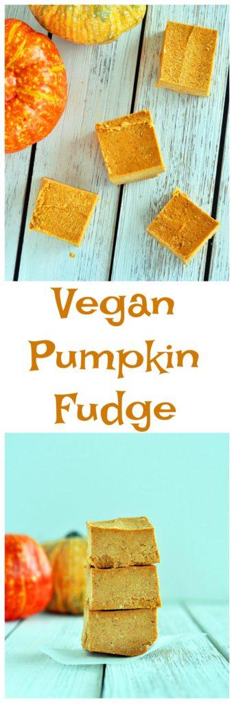 Pumpkin Coconut Fudge