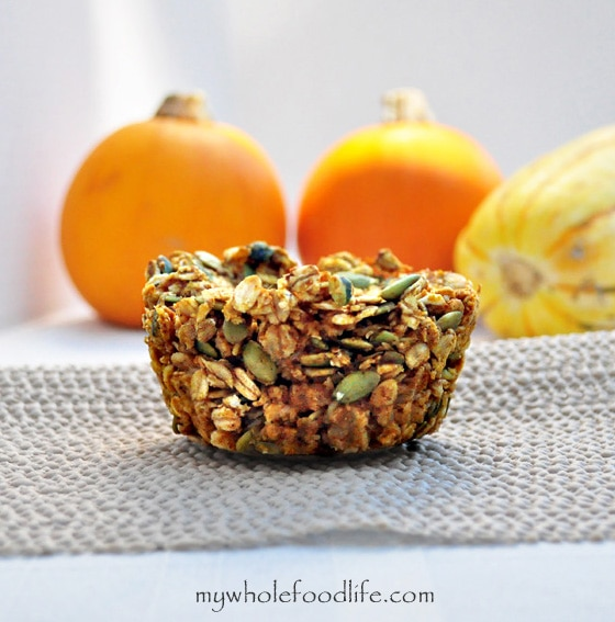 Pumpkin Pie Baked Oatmeal Watermark