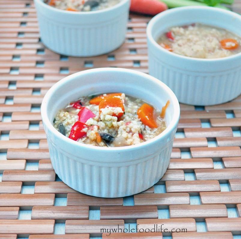 Vegetable Soup Watermark