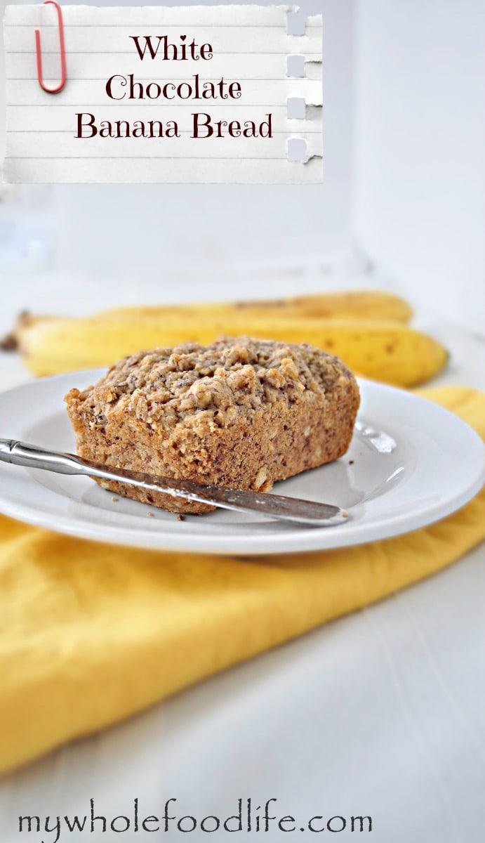 Banana Bread P - My Whole Food Life