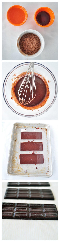 Chocolate Steps