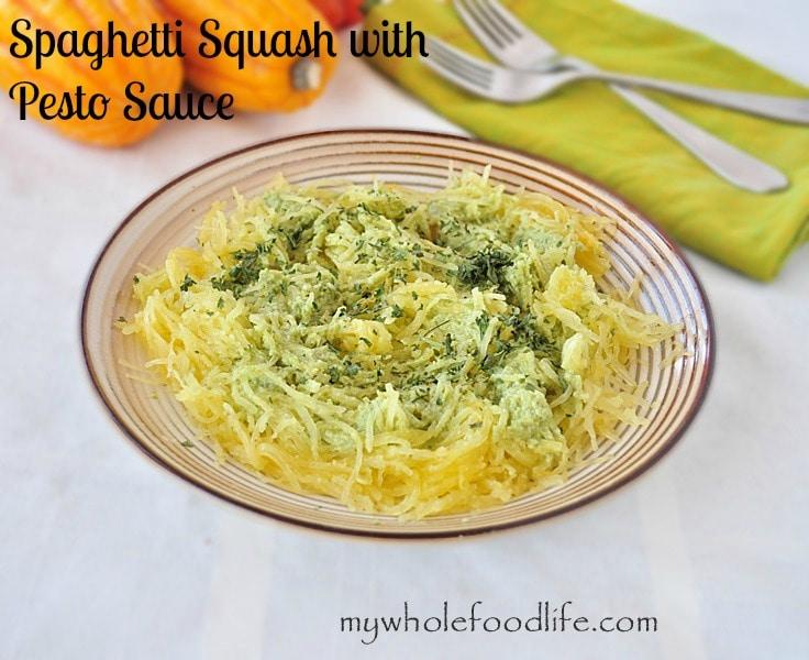 Spaghetti Squash - My Whole Food Life 1