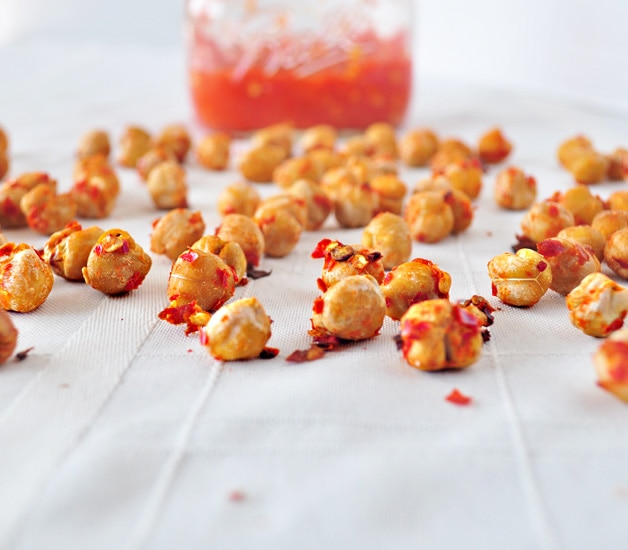 Sriracha Roasted Chickpeas FG