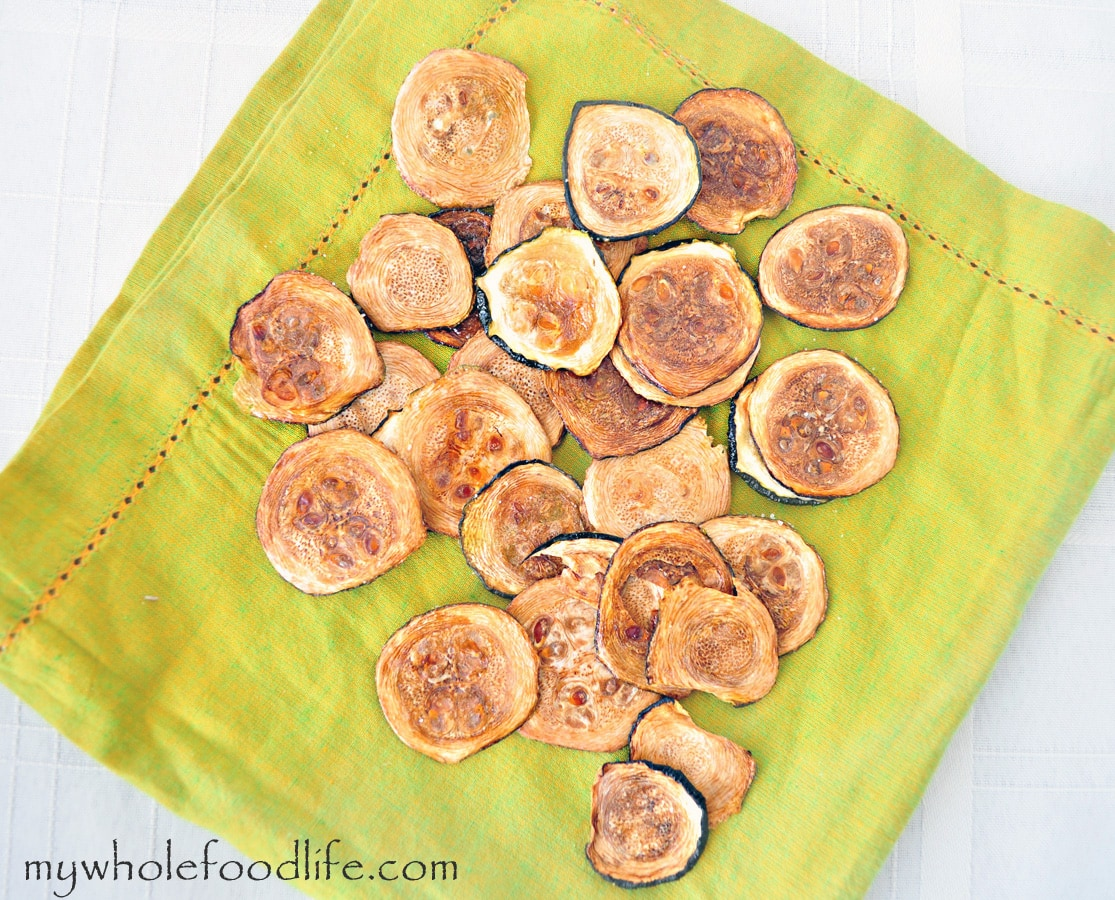 Zucchini Chips - My Whole Food Life
