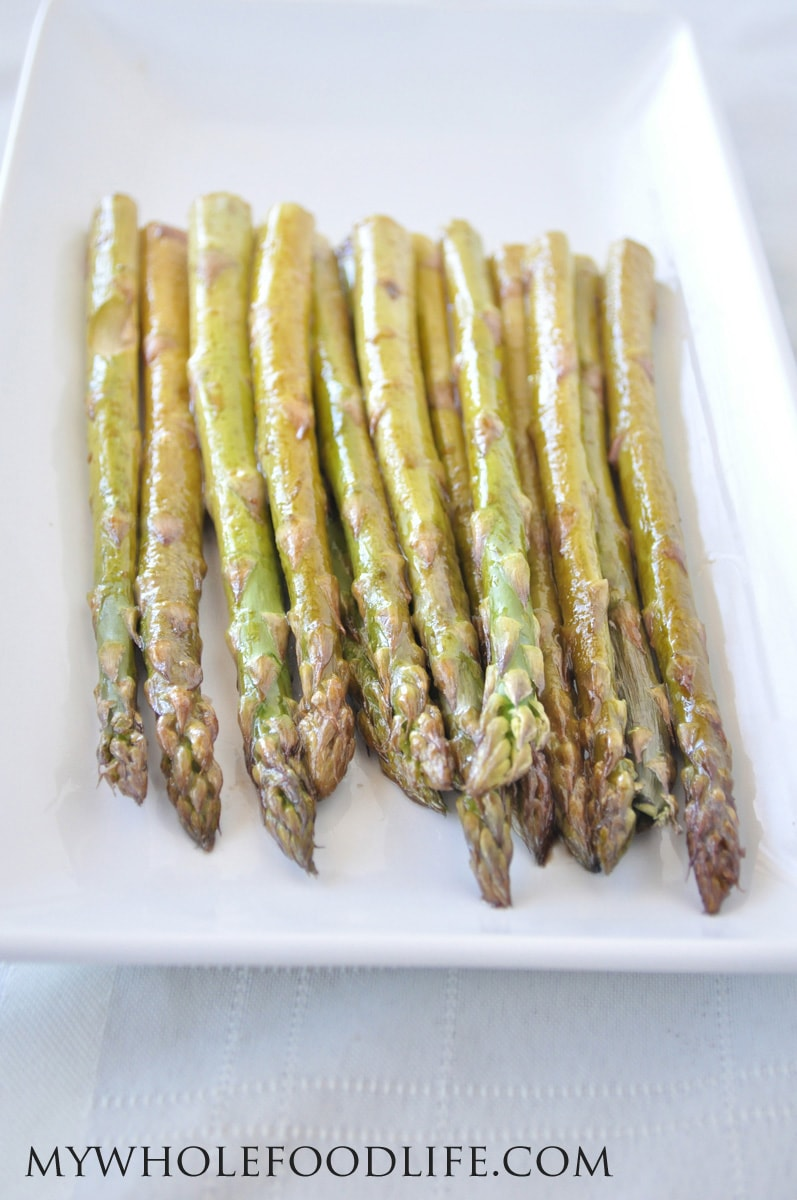 Roasted Asparagus - My Whole Food Life