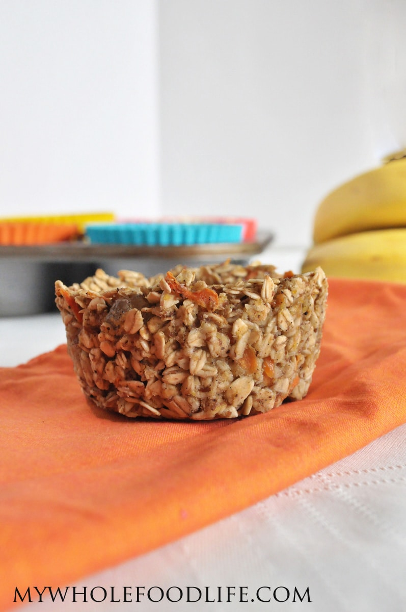 Carrot Cake Baked Oatmeal - My Whole Food Life