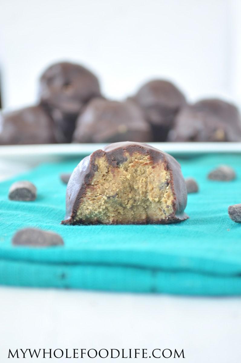 Sunbutter Truffles - My Whole Food Life