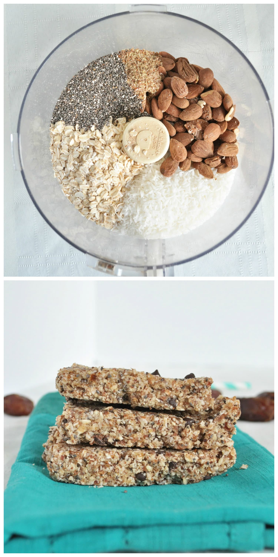 Almond Joy Protein Bars P
