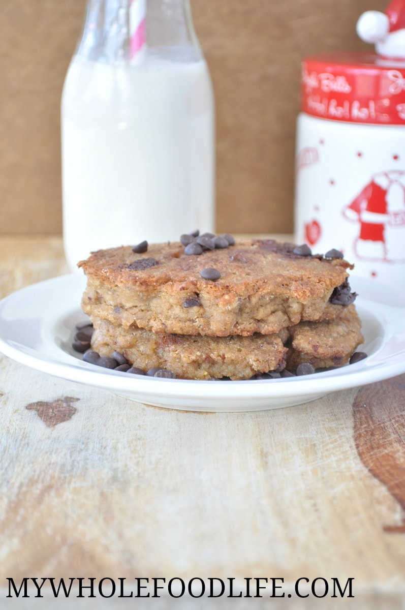 Gluten Free Gingerbread Pancakes - My Whole Food Life