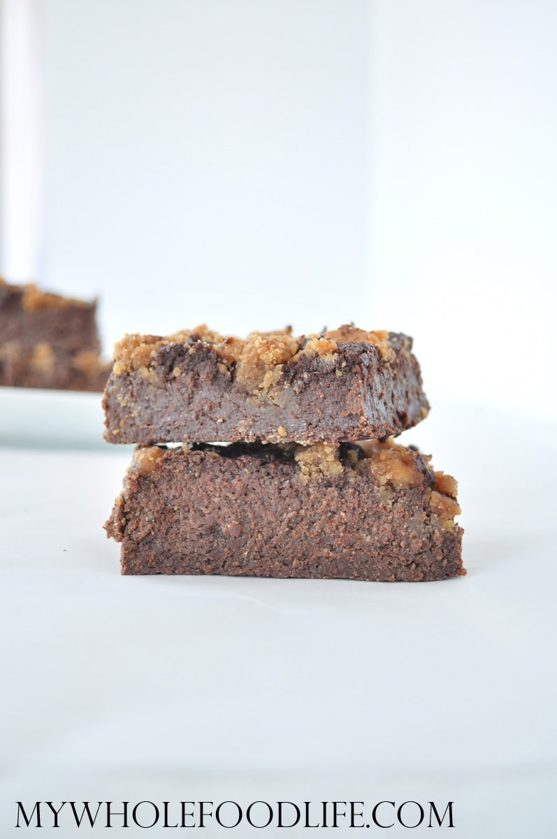 Slow Cooker Quinoa Brownies - My Whole Food Life