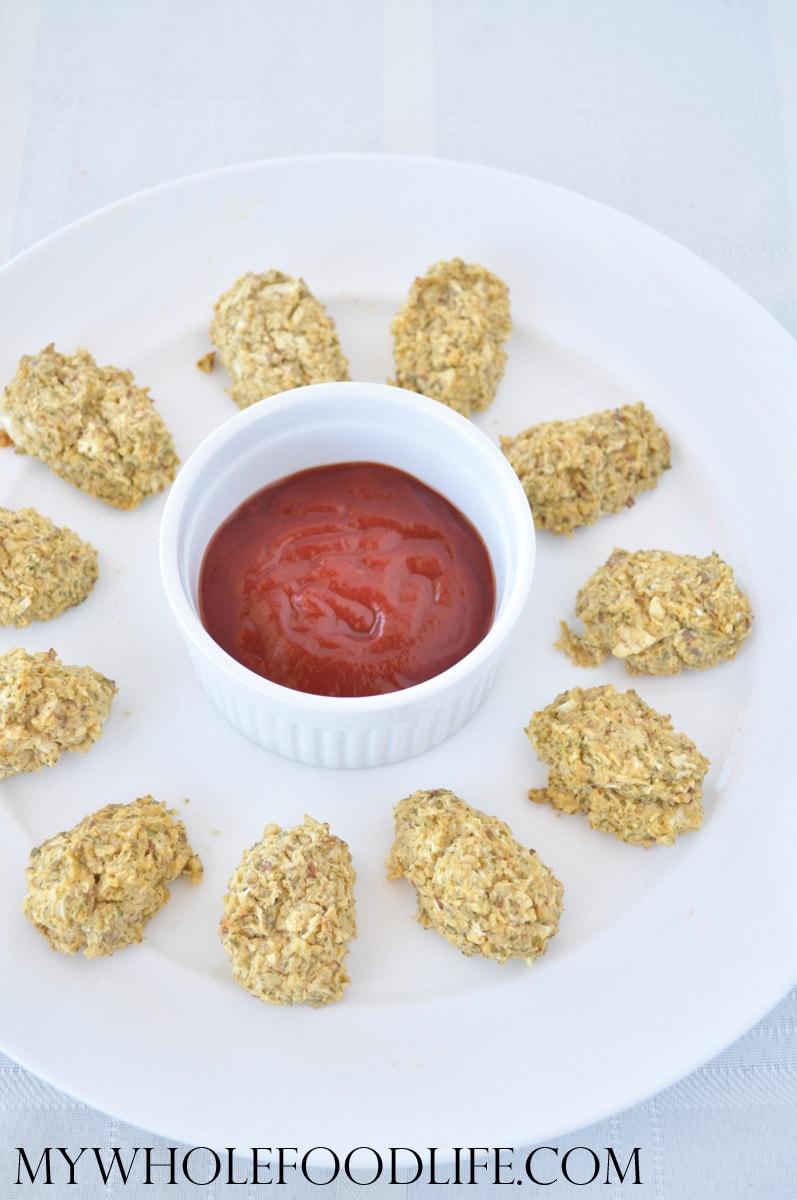 Vegan Cauliflower Tots - My Whole Food Life