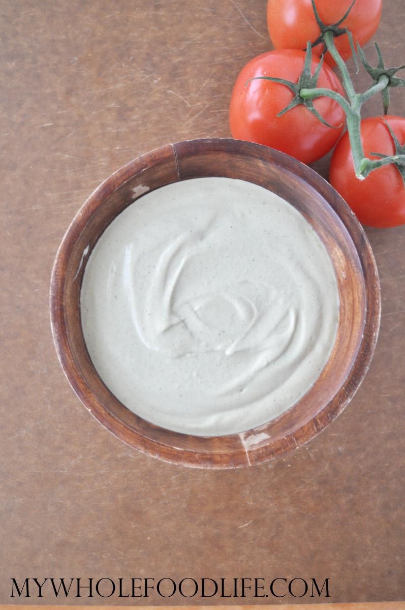 Vegan Pizza Cheese Sauce - My Whole Food Life