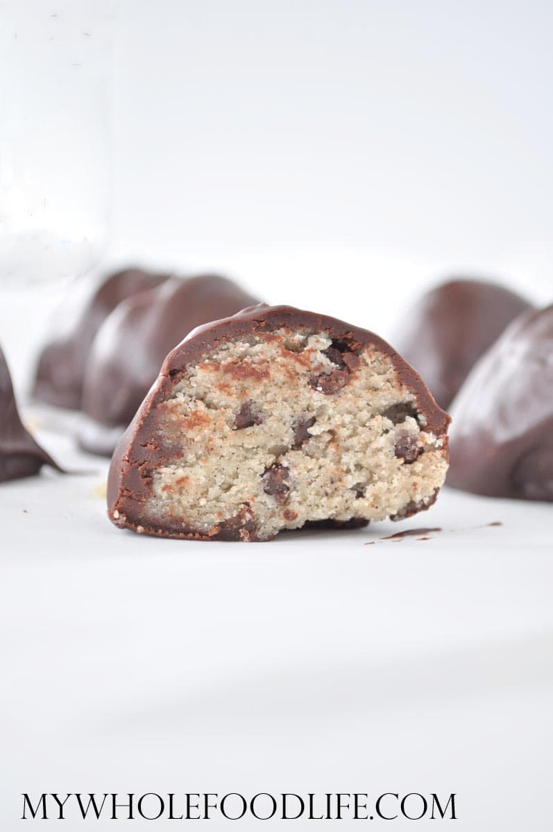 Paleo Cookie Dough Truffles - My Whole Food Life