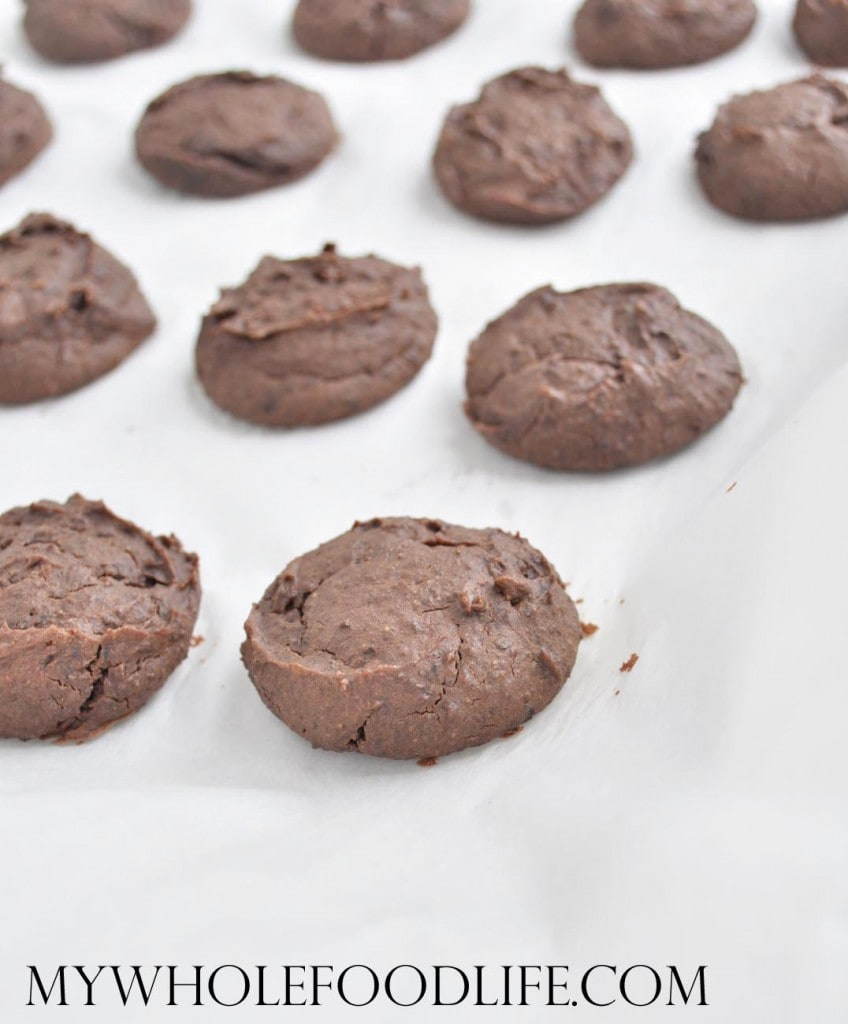 Flourless Chocolate Cookies - My Whole Food Life