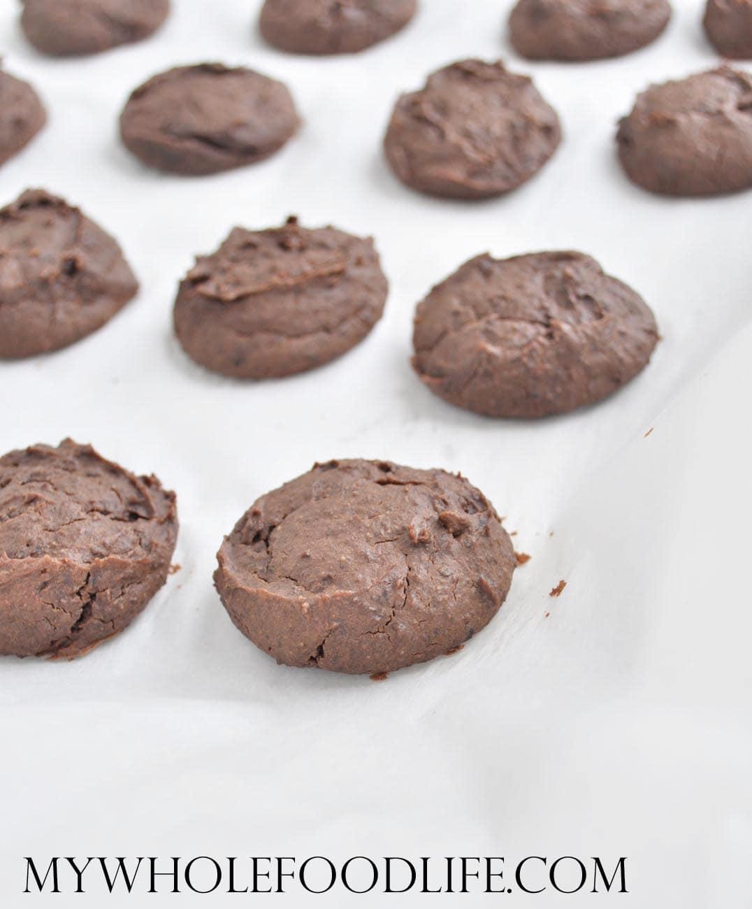 Chocolate Cookies - My Whole Food Life