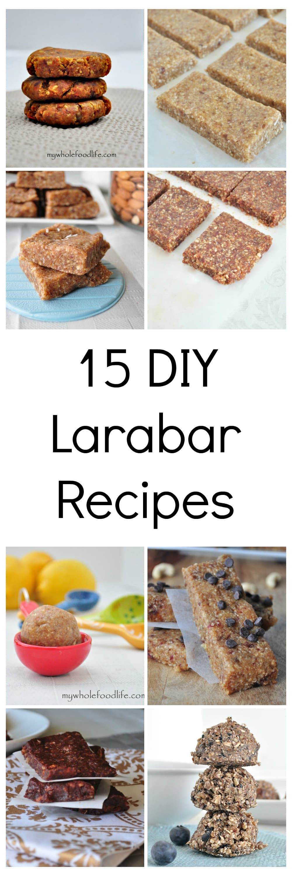 Larabar Collage Pinterest