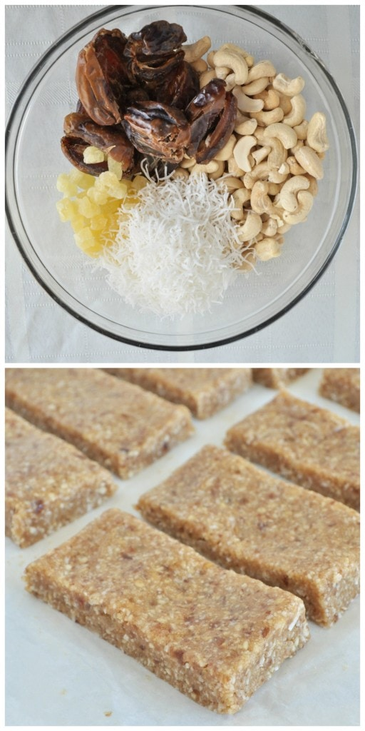 Pineapple Coconut Cake Larabars
