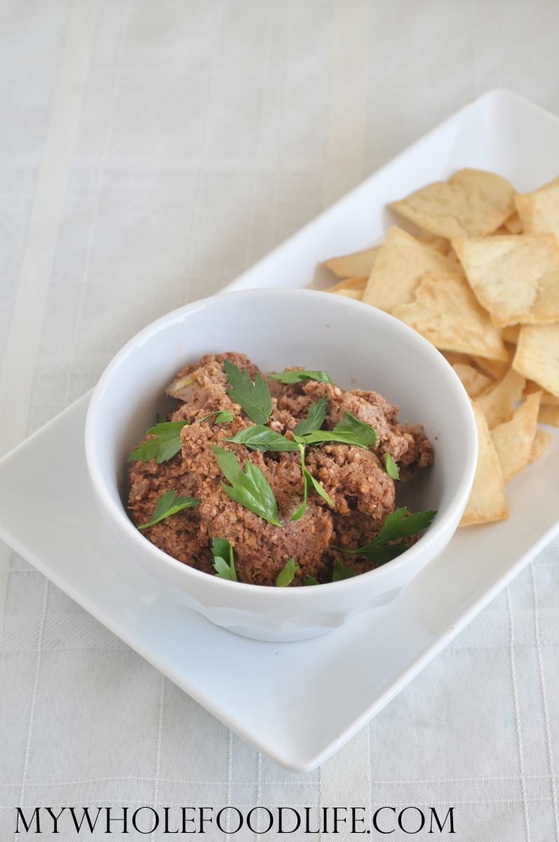 Muhammara - My Whole Food Life