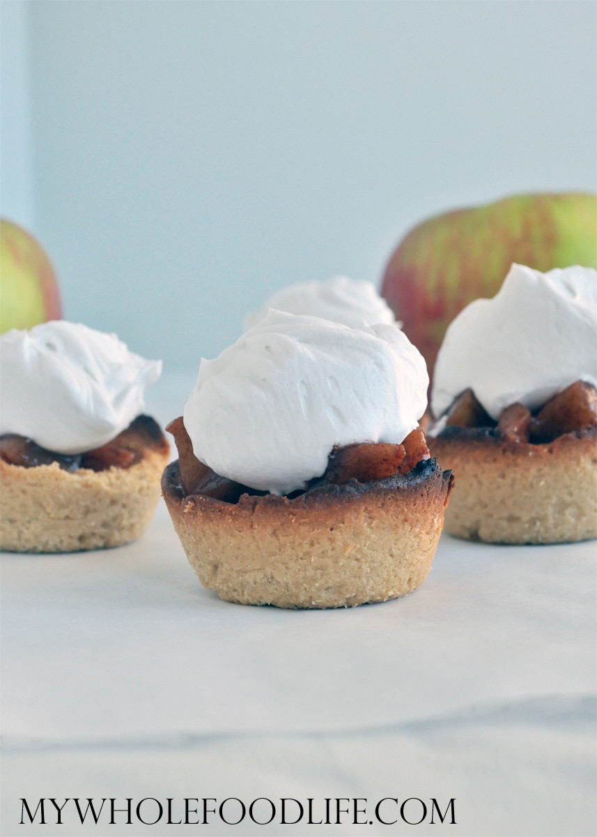 Mini Apple Pies 2 - My Whole Food Life