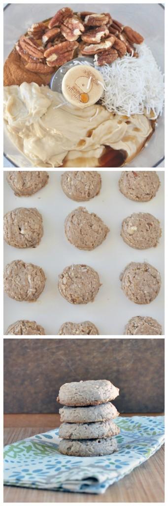 Coconut Pecan Cookies P