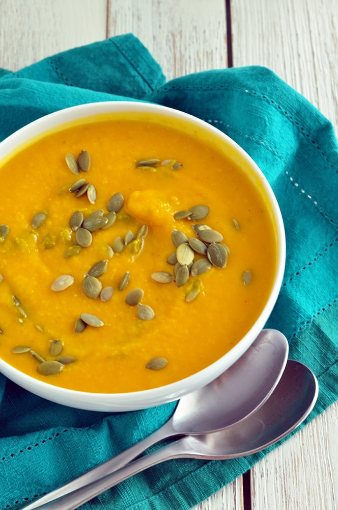 Squash Apple Soup