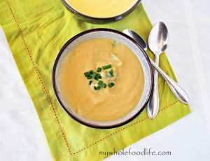 Cauliflower Soup - My Whole Food Life