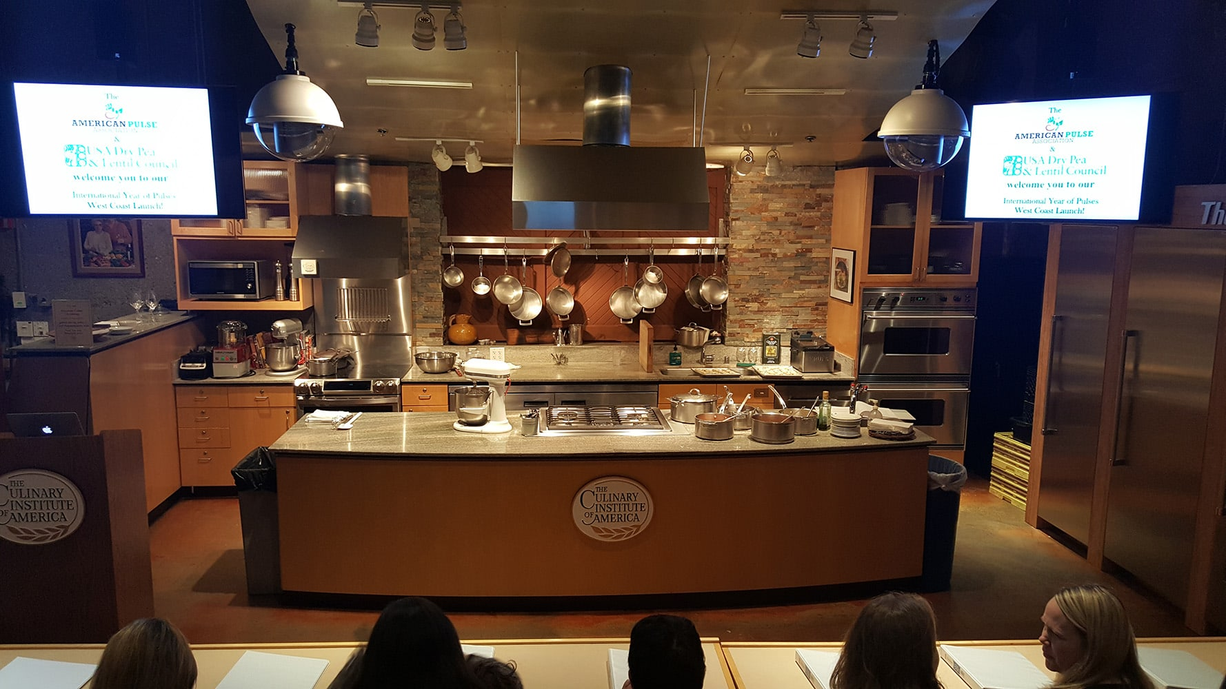 Cia Demo Kitchen My Whole Food Life