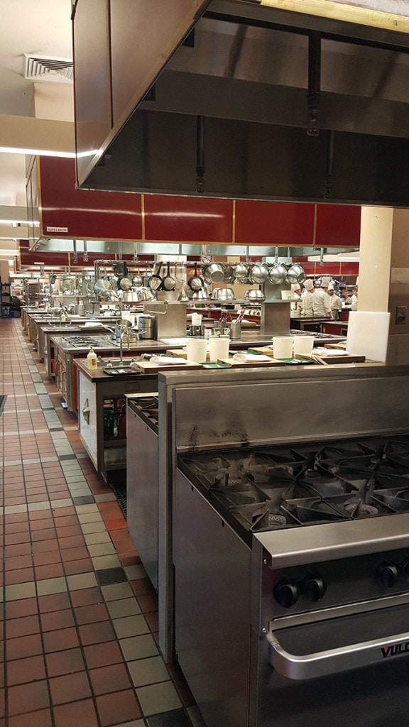 CIA Kitchens
