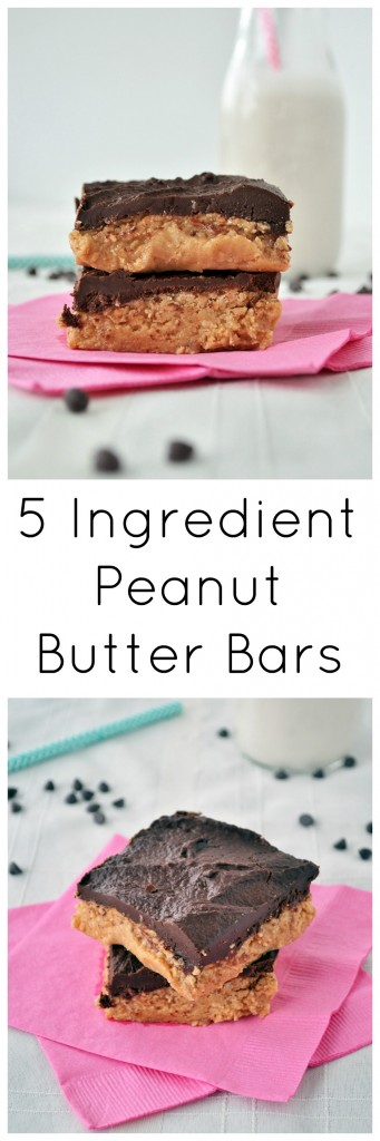 Peanut Butter Bars P