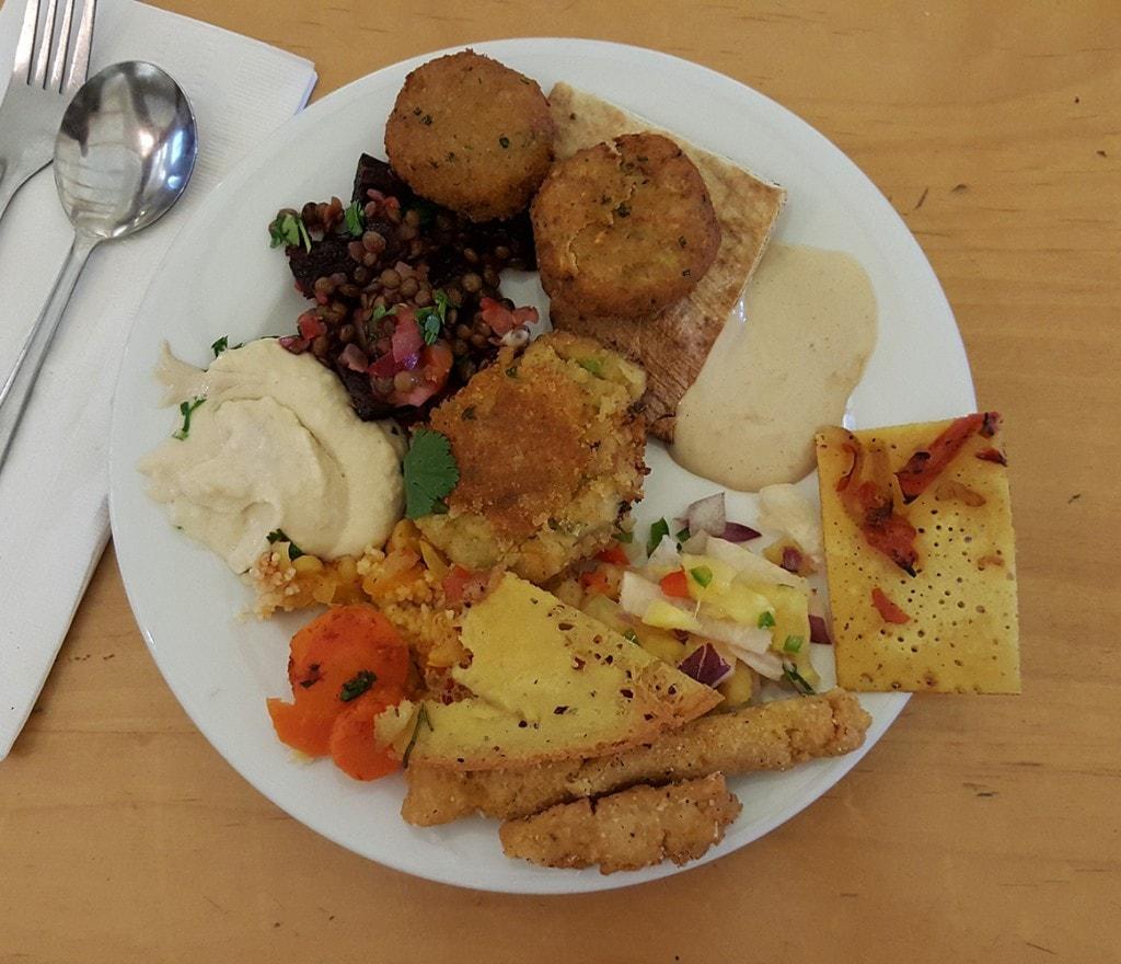 Plate of yum