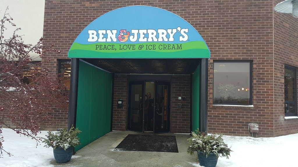 Ben and Jerry's Trip 1