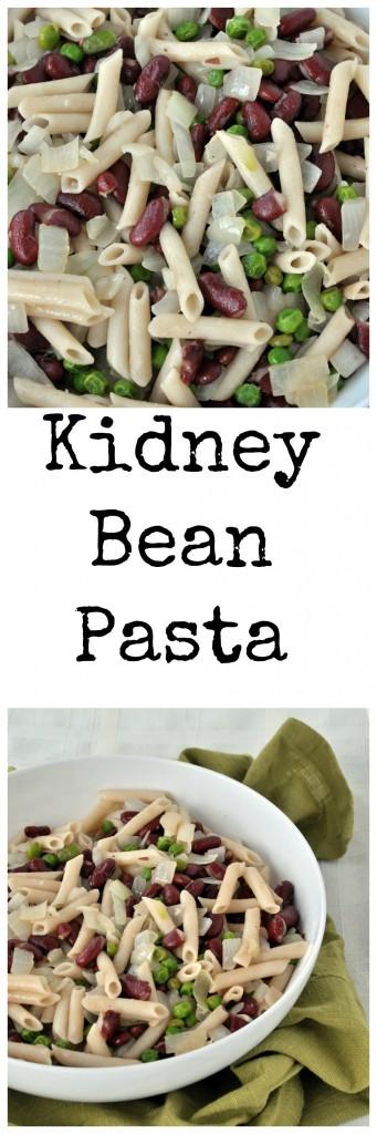 Kidney Bean Pasta P
