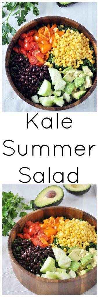 Kale Summer Salad P