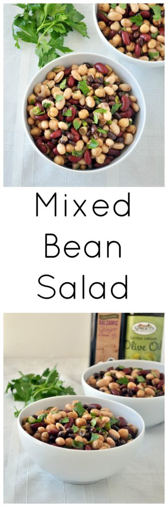Mixed Bean Salad P