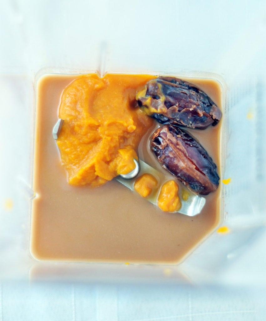Pumpkin Chai Smoothie 1