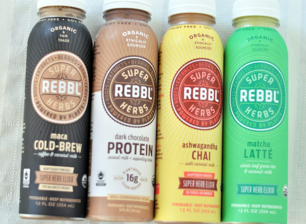Rebbl Coconut Milk