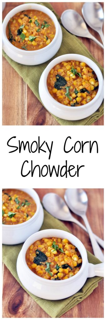 Smokey Corn Chowder P