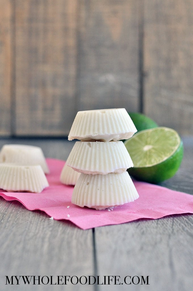 coconut lime meltaways