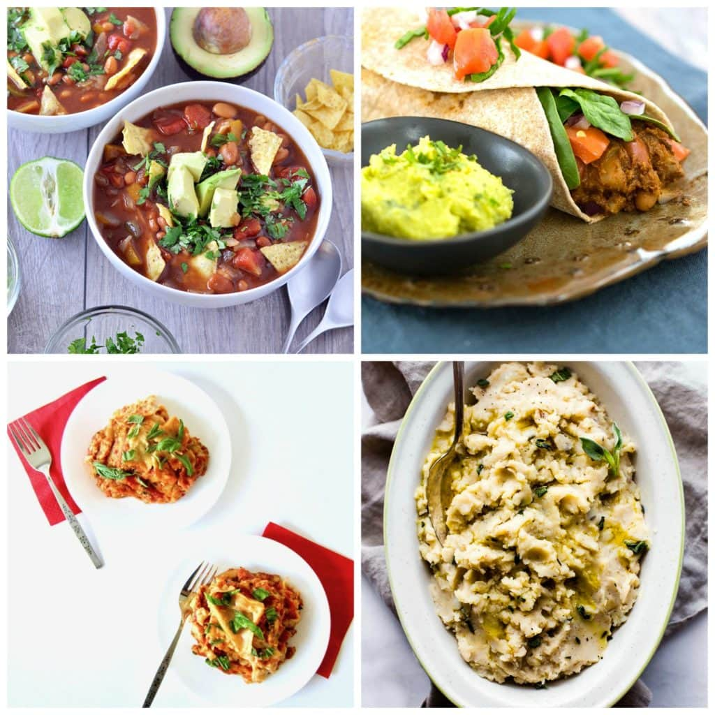 30 healthy vegan slow cooker recipes my whole food life 3 bean sweet potato chili my whole food life forumfinder Choice Image