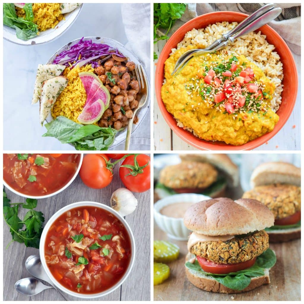 25 Healthy Vegan Gluten Free Dinner Recipes